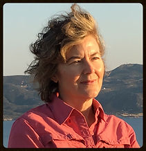 Author Ashley Mace Havird, Milos.