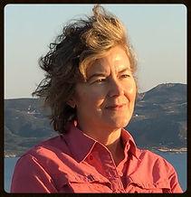 Author Ashley Mace Havird, Milos.