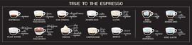 ART FOR CROW MOON COFFEE