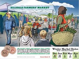 HILLSDALE FARMERS' MARKET FLYER