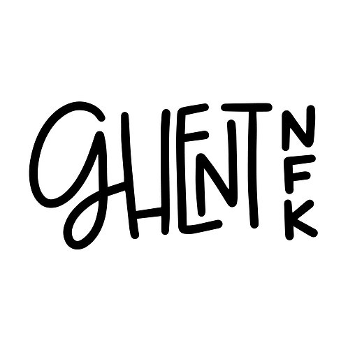 Ghent NFK Decal