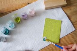 Paint Your Own Banner Kit