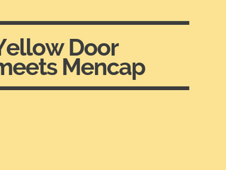 Yellow Door meets Mencap