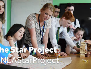 STAR Shortlisted for Best Education Project Award
