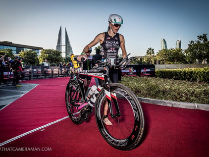 Bahrain 70.3 - Middle Eastern Championships