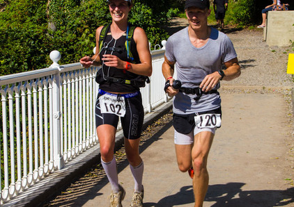 Throwback Race Report - Running the 100 in 2012