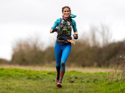 The St Peter's Way Ultra 2020 - from tri to ultra - step 1