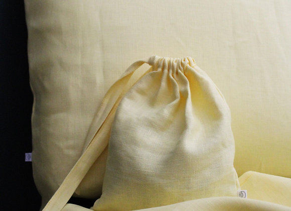Sunshine Bundle - Cushion Cover, Tea Towel & Pouch