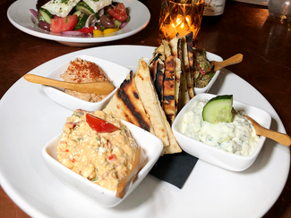 Merakia: New Greek Spot in Flatiron