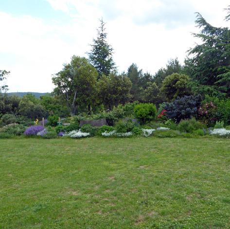 Jardin sans totems Pat Grigri