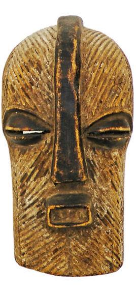 Masque Totémique Congolais