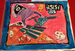 ISS=ISIS