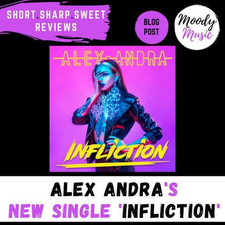 Alex Andra's new single 'Infliction' | Review