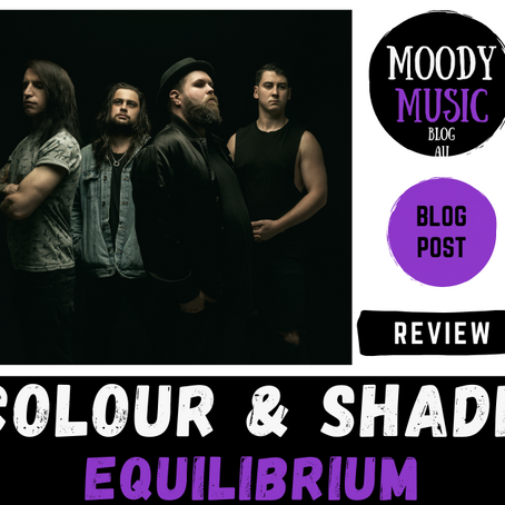 COLOUR & SHADE: releases unity anthem 'Equilibrium' | REVIEW