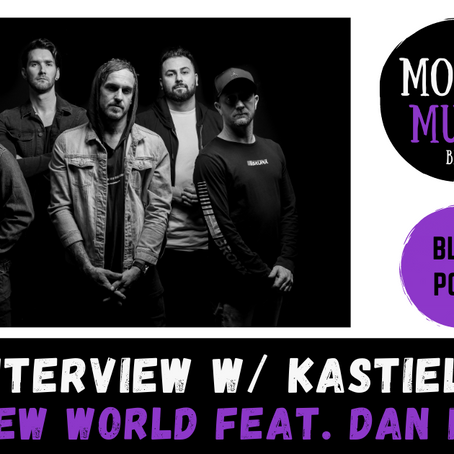 KASTIELL: new single 'Brave New World feat. Dan Marsala' (Story Of The Year) | INTERVIEW