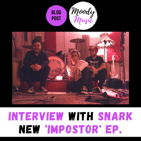 INTERVIEW with SNARK | IMPOSTOR EP