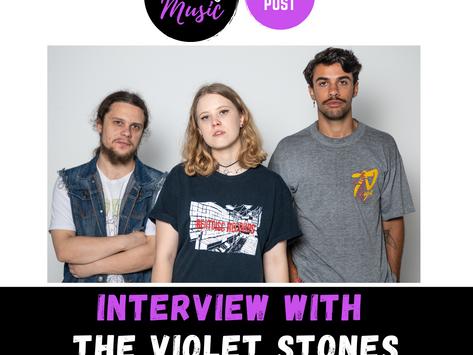 The Violet Stones new album PIN | INTERVIEW