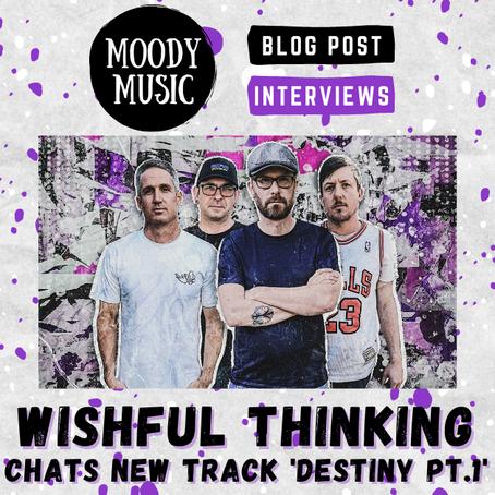 WISHFUL THINKING: Destiny Pt.1, RUOK? Day, and Wishful's 2019 Comeback | INTERVIEW w/ Carl