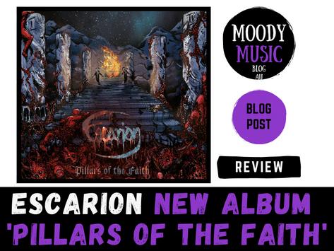 Escarion 'Pillars Of The Faith' | ALBUM REVIEW