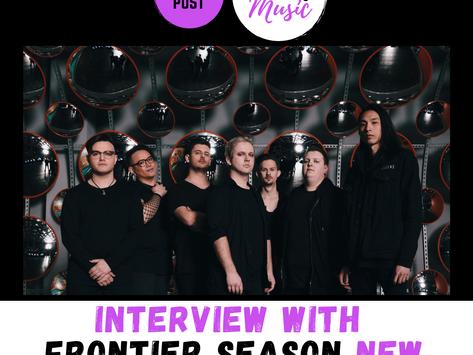 Frontier Season | INTERVIEW