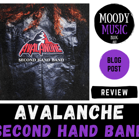 AVALANCHE: Second Hand Band EP | REVIEW