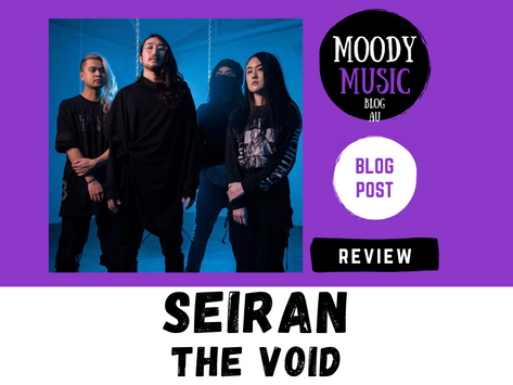 SEIRAN: debut single 'The Void' | REVIEW