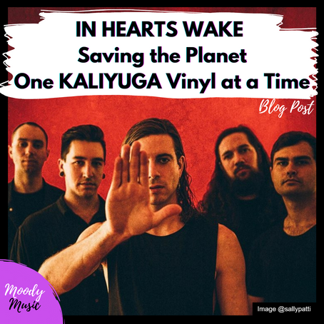 IN HEARTS WAKE Saving the Planet one KALIYUGA Vinyl at a Time