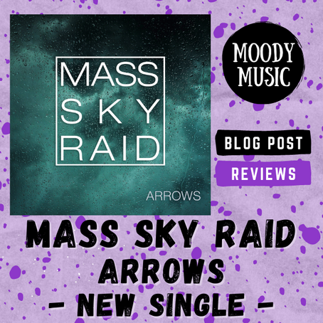 MASS SKY RAID: Arrows | Single Release