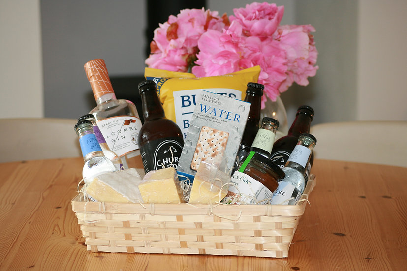 Gin and Beer Lovers Hamper