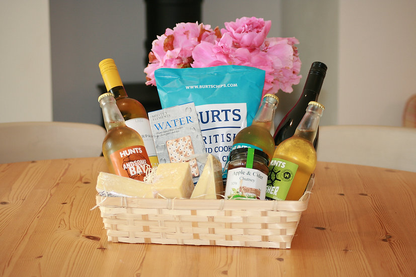 Wine and Cider Lovers Hamper