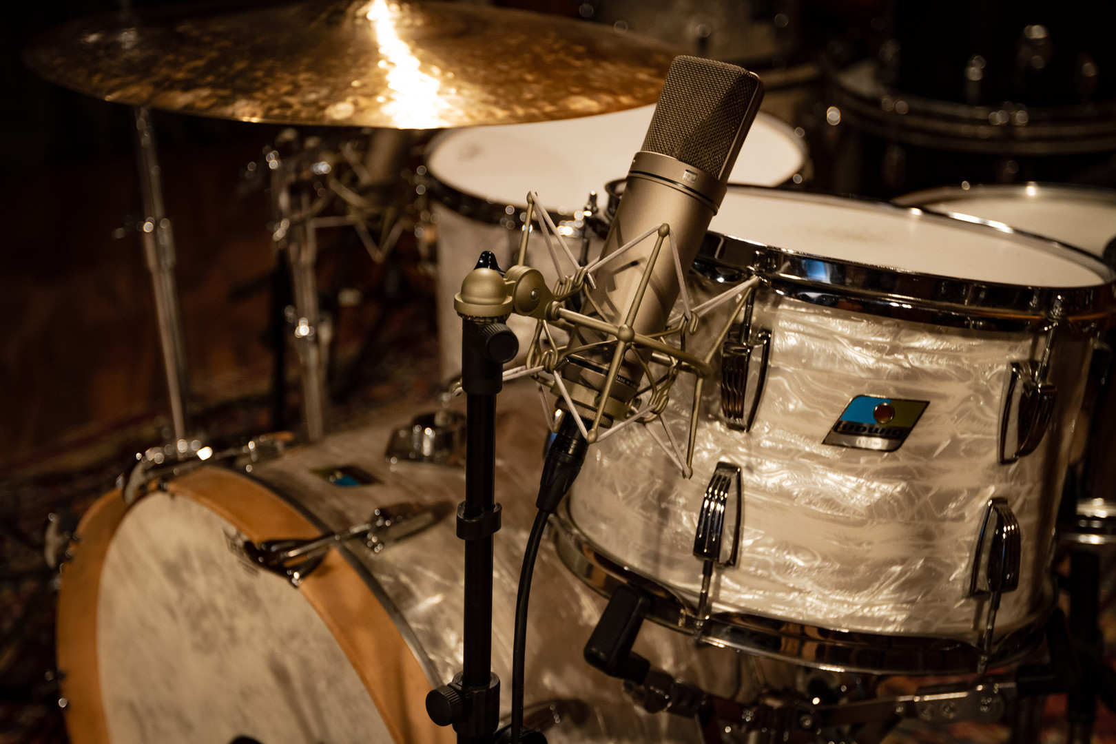Drums and U87