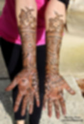 Traditional Henna