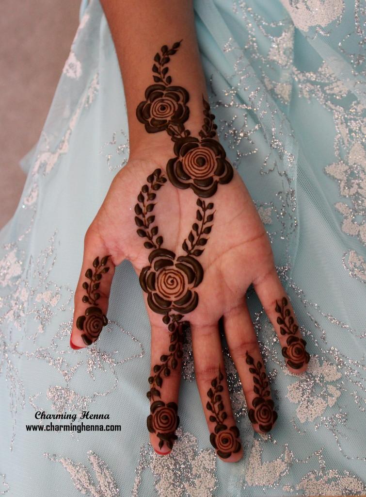 Wedding Guest Henna