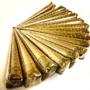 Organic Mehndi Cones/Tubes