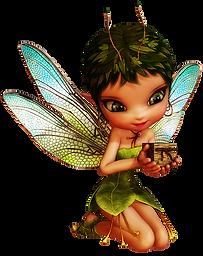 SSLisa - Cookie - Flower Faes - Flower B