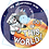 """Thumbnail: """"my adjustment was out of this world"""" – Chiropractic Adjustment Sticker"""