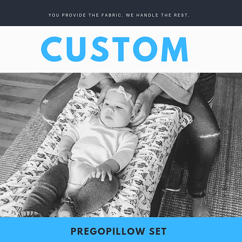 Custom Order PregoPillow Set