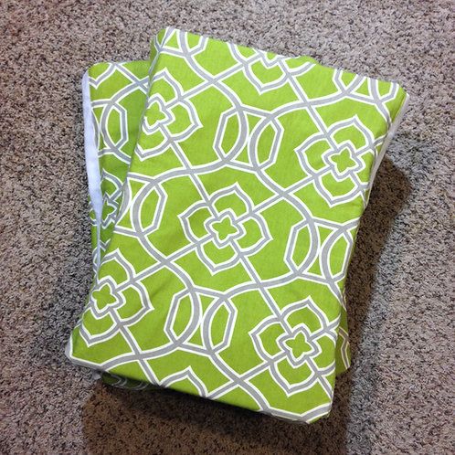 Lucille Lime PregoPillow Set