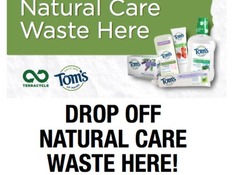 Tom's of Maine Recycling