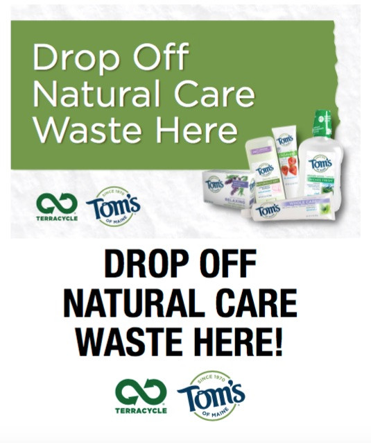 Natural Care Waste Drop Off