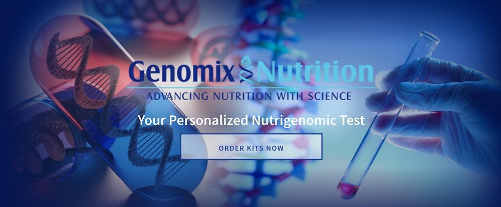 Genomix Nutrition, genetic testing