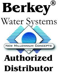 Optimized Living Institute is a Berkey Dealer