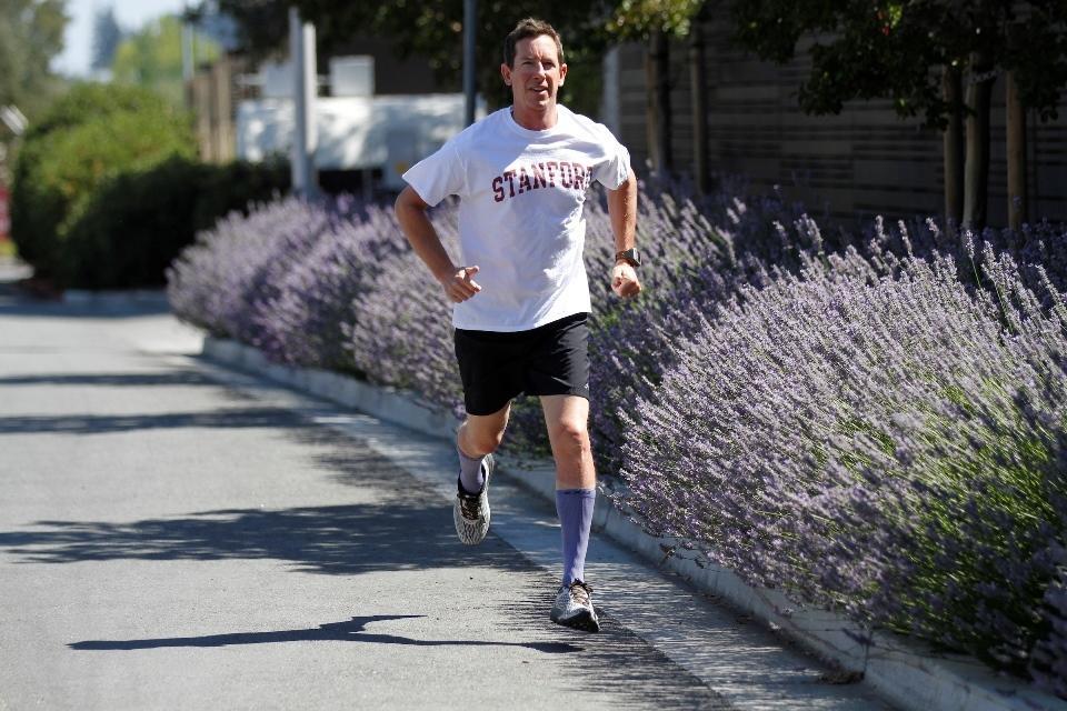 Stanford runner