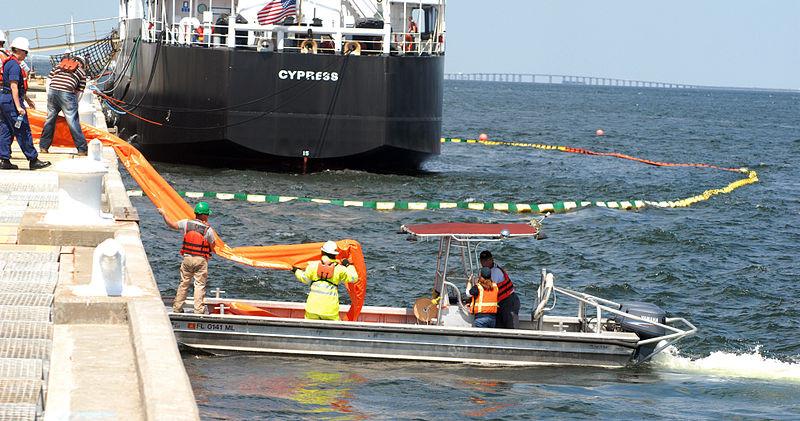 LFR - Deepwater Horizon Oil Containment