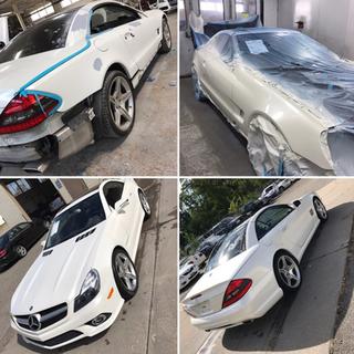 Custom Car Painting In Southfield
