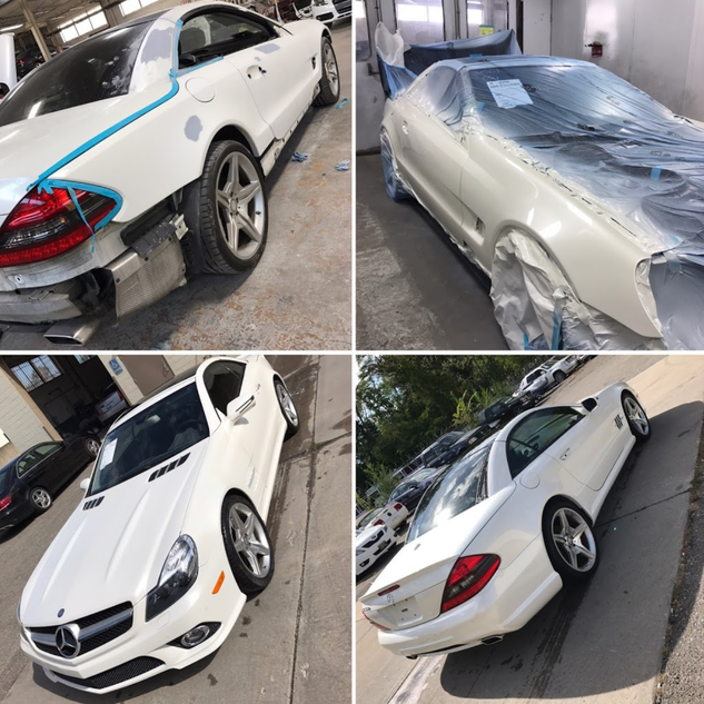 Custom Car Painting In Southfield