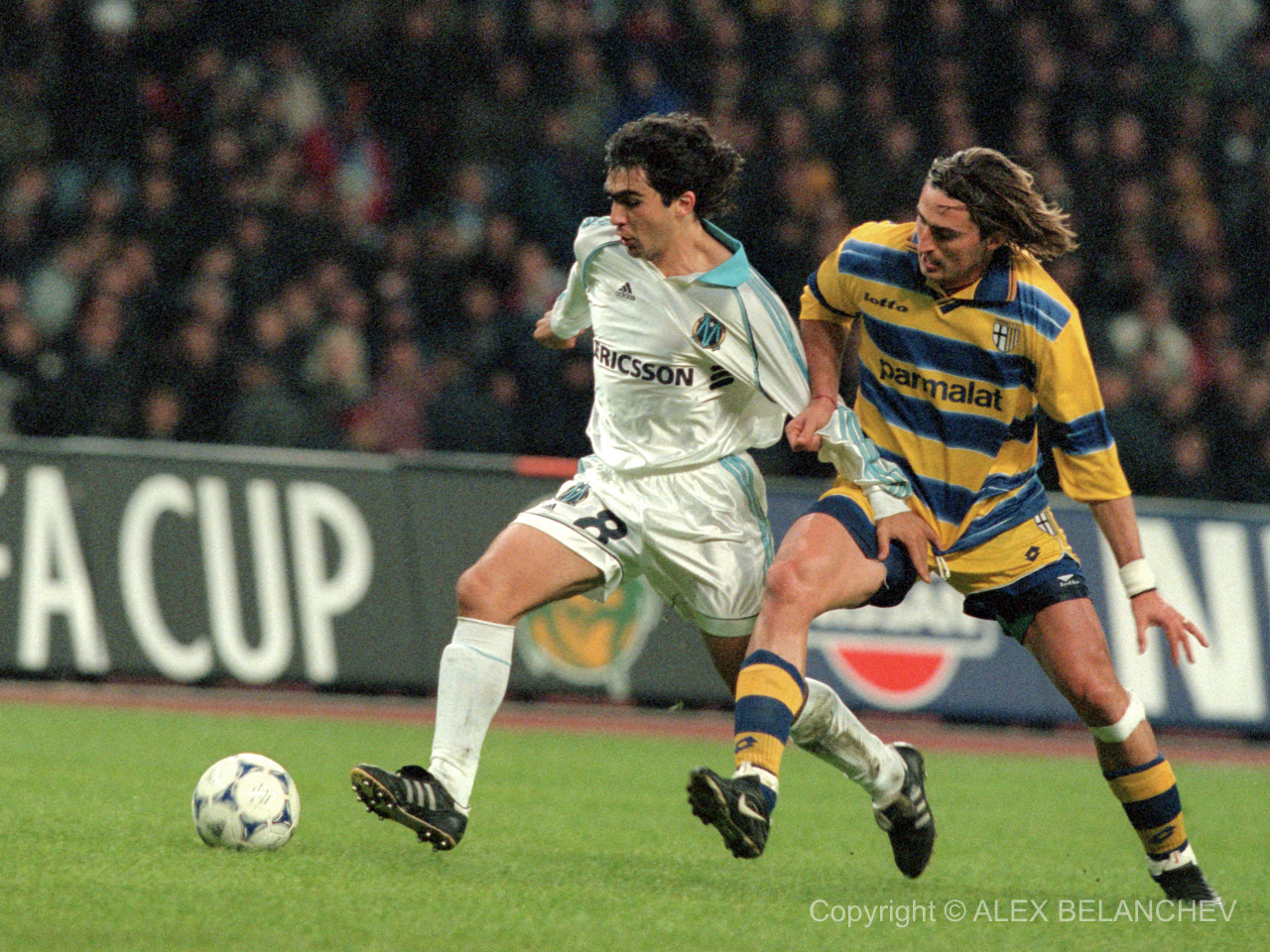КУБОК УЕФА 1999