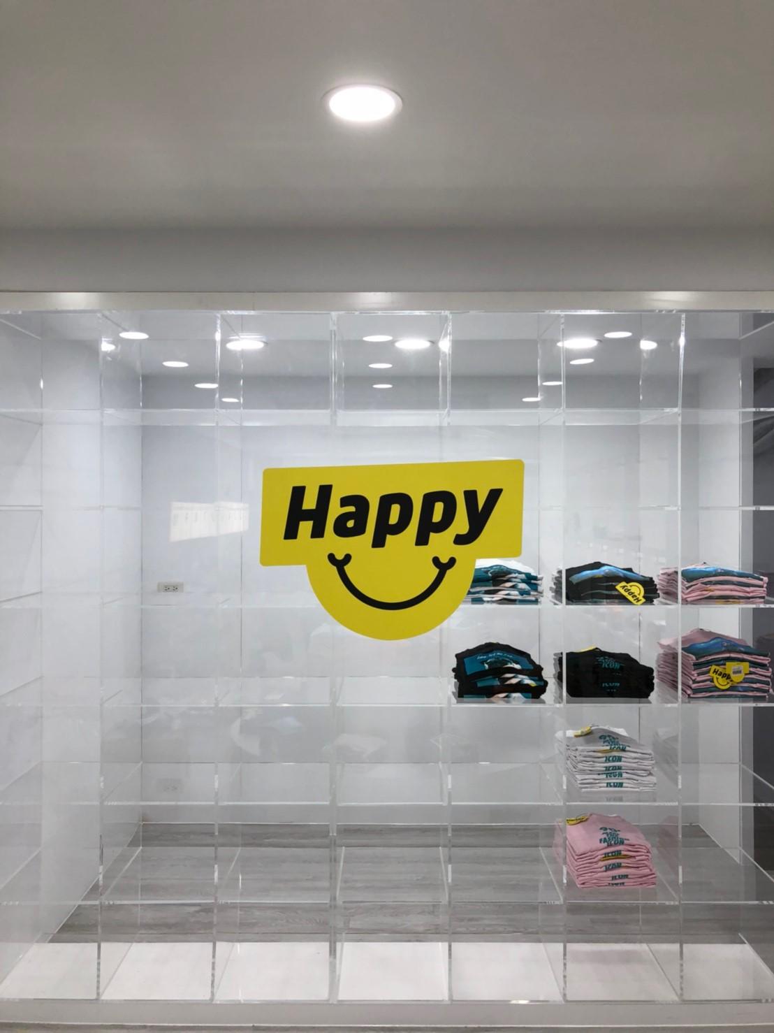 潮牌 Happy 士林大東店