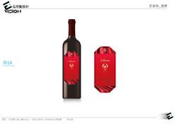尼索斯/酒標包裝設計