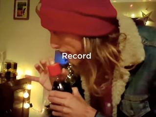 WORD 天,逆天的可口可樂又出了錄音瓶